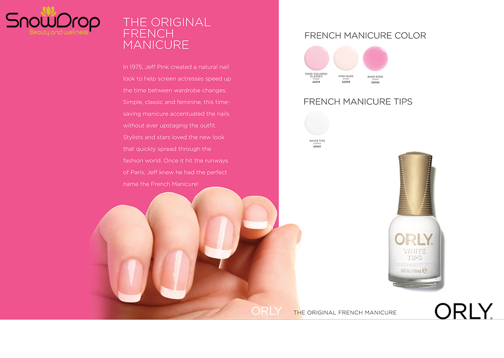 ORLY NAIL LACQUERS